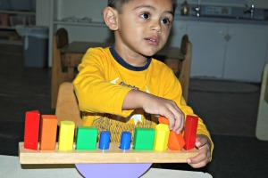 Making the Adjustment to Preschool