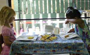 Prepare A Child's Lunch Montessori Style